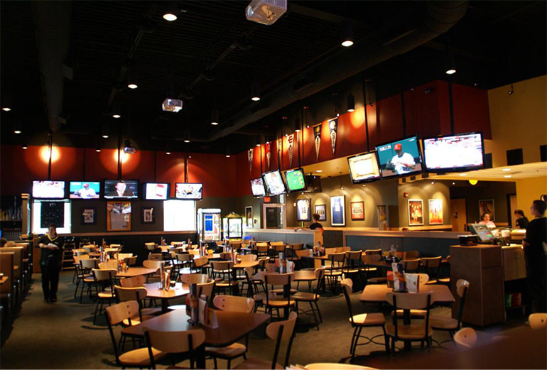 audio systems for restaurants